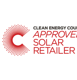 CEC Approved Retailer Logo