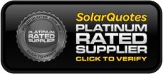 SolarQuotes Platinum Logo