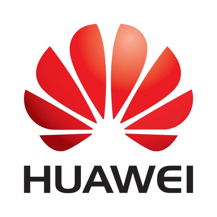 JPEG Huawei Logo on white background