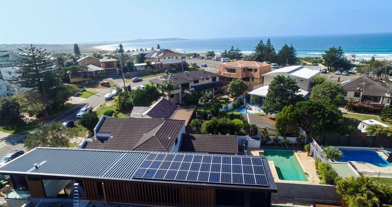 Cronulla Solar PV System Sydney Install