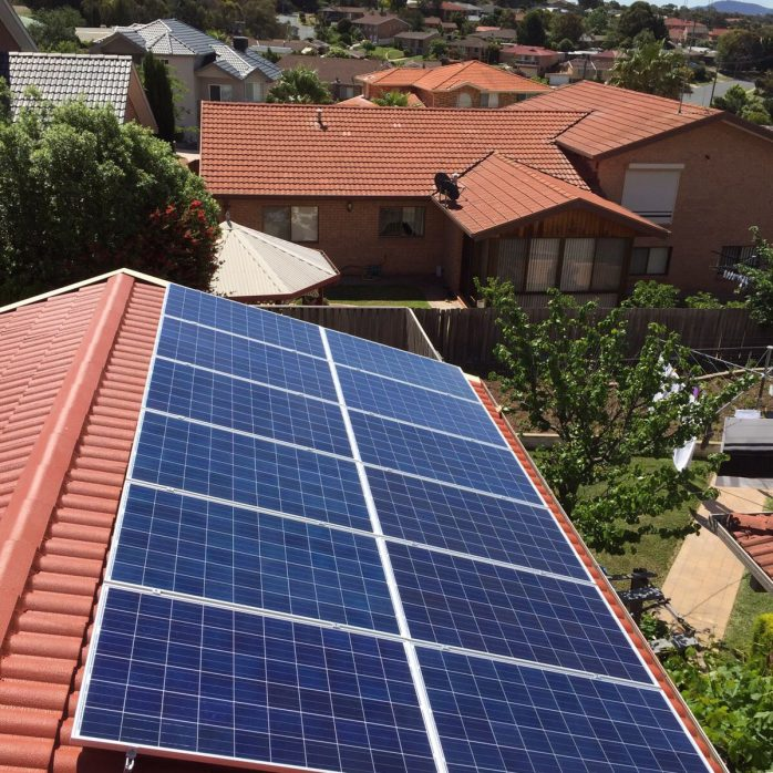 renewable solar energy for homes