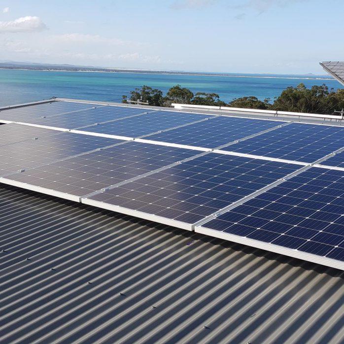 Solar Installation at Newcastle