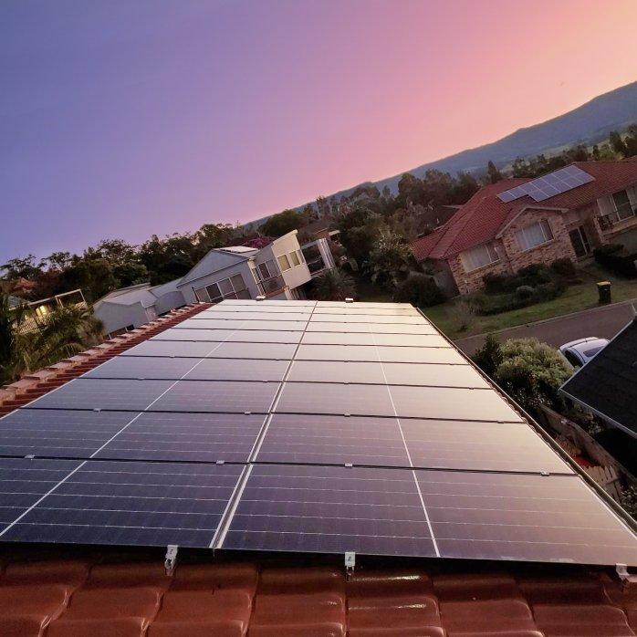 Kiama Solar PV Install