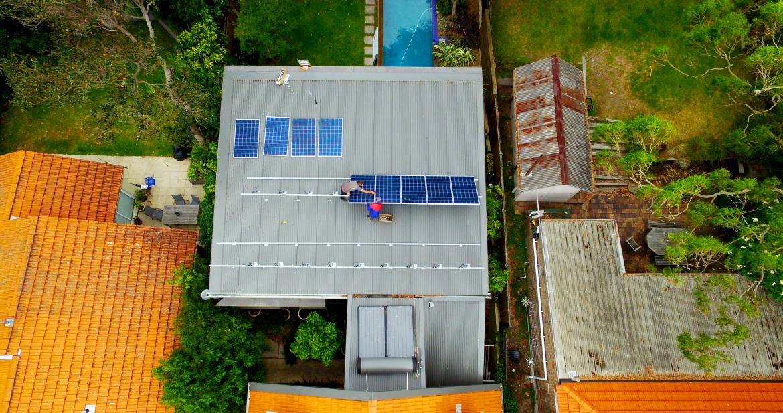 Coogee Solar PV System Sydney Install